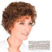 Gisela Mayer Perruque en fibre de synthèse Erika Gris Pâle