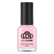 LCN Base à la poudre de diamant Rose, Contenu 8 ml