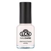 LCN Base à la poudre de diamant Blanc, Contenu 8 ml
