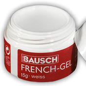Bausch French Gel Weiß dickviskos