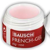 Bausch French Gel Rosa mittelviskos
