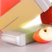 X-Epil Fruchtwachs Apfel, breit, Inhalt 100 ml