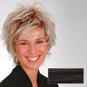 Gisela Mayer Perruque en fibre de Perruques en fibre de synthètiques Petra Brun Moyen