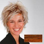 Gisela Mayer Perruque en fibre de Perruques en fibre de synthètiques Petra Rouge Blond-Blond