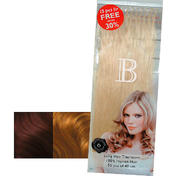Balmain Fill-In Extensions Value Pack Natural Straight 20 Medium Pearl Blond