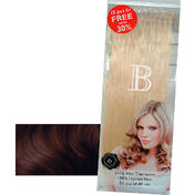Balmain Fill-In Extensions Value Pack Natural Straight 4 Medium Brown