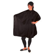 Solida Kapsel cape Zwart