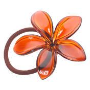 H+B Italia Elastique en caoutchouc fleur Havane