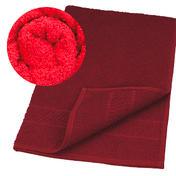 BOB TUO Kabinett-Handtuch Rot