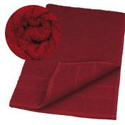 BOB TUO Kast handdoek Wijn rood