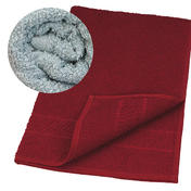 BOB TUO Kabinett-Handtuch Grau