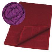 BOB TUO Kabinett-Handtuch Violett