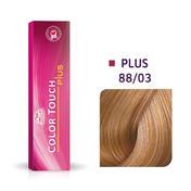 Wella Color Touch Plus 88/03 Blond clair intense naturel doré