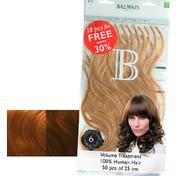Balmain Fill-In Extensions Value Pack Natuurlijk Recht 25/27 Ultra Licht Goud Blond/Medium Beige Blond