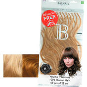 Balmain Fill-In Extensions Value Pack Natuurlijk Recht 614/23 Natuurlijk Blond/Extra Licht Goud Blond