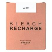 PREVIA Dust Free Powder Bleach Nachfüllpack White, 500 g