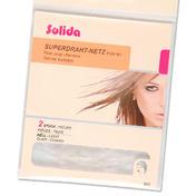 Solida Filets pour cheveux invisible clair, Par paquet 2 pièces