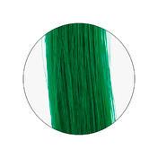 hair4long Mèches en cheveux naturels Couleur intense vert