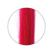 hair4long Mèches en cheveux naturels Couleur intense rose
