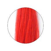 hair4long Mèches en cheveux naturels Couleur intense rouge