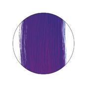 hair4long Mèches en cheveux naturels Couleur intense violet