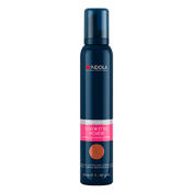 Indola Profession Color Style Mousse Hell Braun, 200 ml