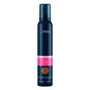 Indola Color Style Mousse Profession brun moyen, 200 ml