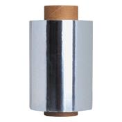 Efalock Feuille d'aluminium argent, 20 µm