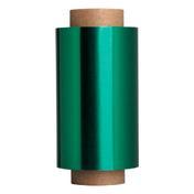 Efalock Feuille d'aluminium vert, 15 µm