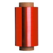 Efalock Feuille d'aluminium rouge, 15 µm