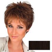 Gisela Mayer Perruque en cheveux synthétiques Meli Noir
