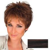 Gisela Mayer Perruque en cheveux synthétiques Meli Brun Moyen