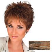 Gisela Mayer Perruque en cheveux synthétiques Meli Blond Foncé