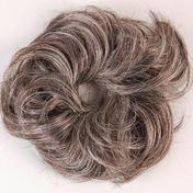 Solida Bel Hair Fashionring Kerstin Grau gesträhnt
