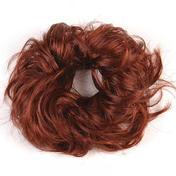 Solida Bel Hair Fashion Ring Kerstin Kastanjebruin gestreept