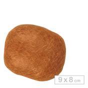 Solida Boudin à chignon 9 x 8 cm clair