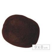 Solida Knotenpolster 9 x 8 cm Dunkel
