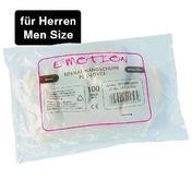 Efalock Verven handschoenen gehamerd Voor mannen, 100 stuks, Per verpakking 100 stuks