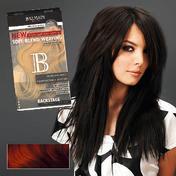 Balmain Soft Blend Weave Extensions 40 cm 133/33 Donker Koper Blond/Licht Kastanjebruin