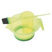 Sibel Set accessoires voor verven Geel