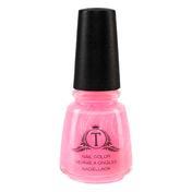 Trosani Topshine nagellak Parel Bubblegum (5), inhoud 17 ml