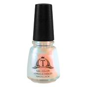 Trosani Topshine nagellak Multi Glitter (2), inhoud 17 ml