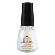Trosani Topshine nagellak Pearl Rose (1), inhoud 17 ml