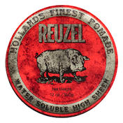 Reuzel Pomade Red Water Soluble High Sheen 340 g