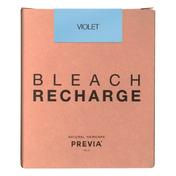 PREVIA Dust Free Powder Bleach Nachfüllpack Violet, 500 g