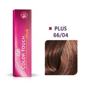 Wella Color Touch Plus 66/04 Dunkelblond Intensiv Natur Rot