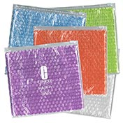 Clinique Bubble Bag, farbig sortiert (eine Bubble Bag pro Kunde)