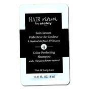 Rituel pour cheveux de Sisley Soin Lavant Perfecteur de Couleur, 8 ml