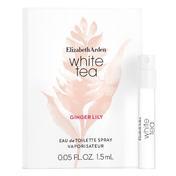 Elizabeth Arden White Tea Ginger Lily Eau de Toilette, échantillon de parfum 1,5 ml