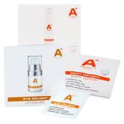 A4 Cosmetics Pflegeprodukte sortiert, ein Sachet